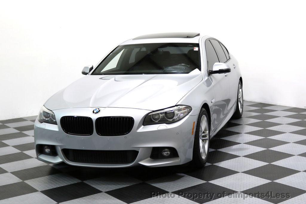 2015 BMW 5 Series CERTIFIED 528i xDRIVE M Sport AWD CAMERA HK NAVI - 17581575 - 31