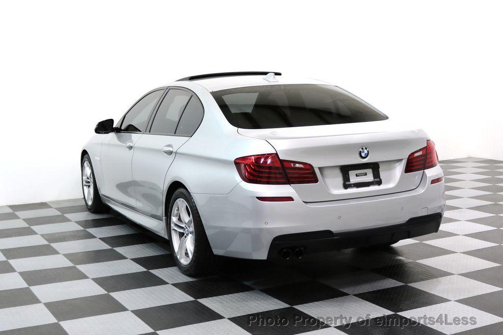2015 BMW 5 Series CERTIFIED 528i xDRIVE M Sport AWD CAMERA HK NAVI - 17581575 - 33