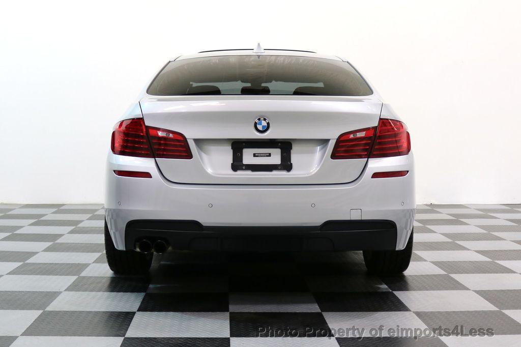 2015 BMW 5 Series CERTIFIED 528i xDRIVE M Sport AWD CAMERA HK NAVI - 17581575 - 34