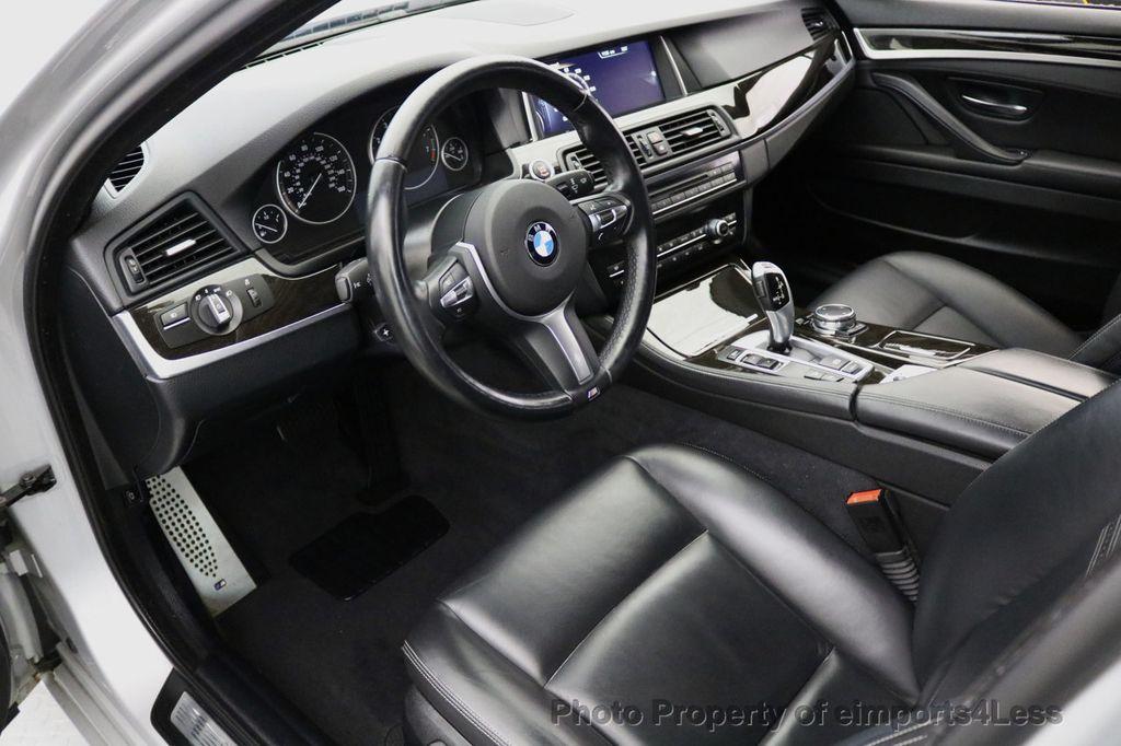 2015 BMW 5 Series CERTIFIED 528i xDRIVE M Sport AWD CAMERA HK NAVI - 17581575 - 36