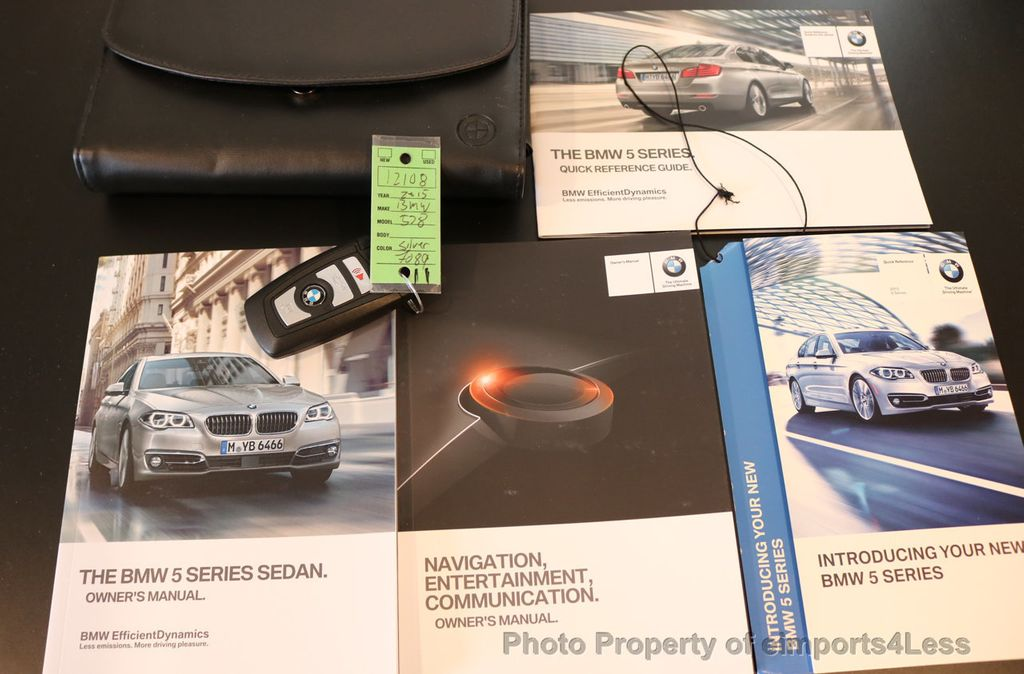 2015 BMW 5 Series CERTIFIED 528i xDRIVE M Sport AWD CAMERA HK NAVI - 17581575 - 40