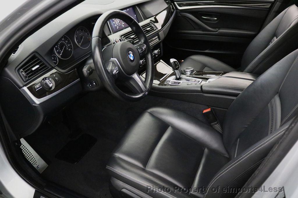 2015 BMW 5 Series CERTIFIED 528i xDRIVE M Sport AWD CAMERA HK NAVI - 17581575 - 44