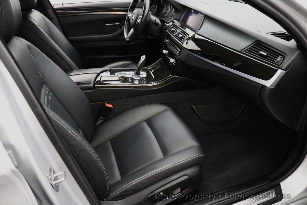 2015 BMW 5 Series CERTIFIED 528i xDRIVE M Sport AWD CAMERA HK NAVI - 17581575 - 45