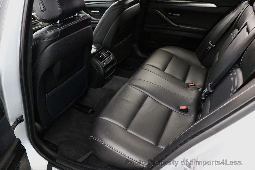 2015 BMW 5 Series CERTIFIED 528i xDRIVE M Sport AWD CAMERA HK NAVI - 17581575 - 48