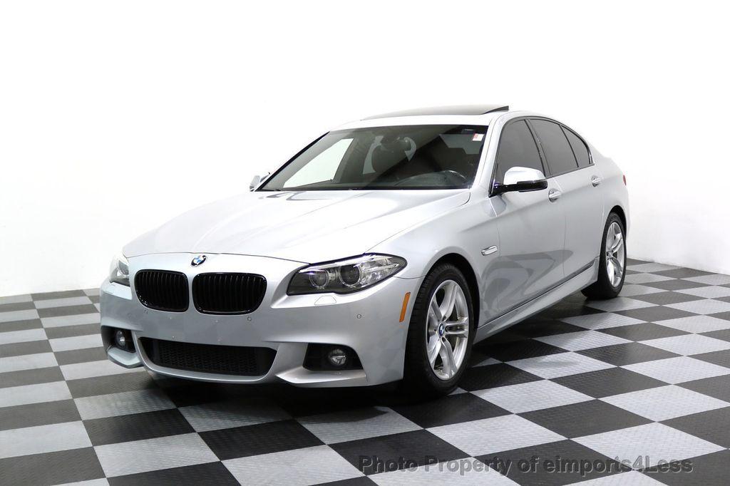 2015 BMW 5 Series CERTIFIED 528i xDRIVE M Sport AWD CAMERA HK NAVI - 17581575 - 50