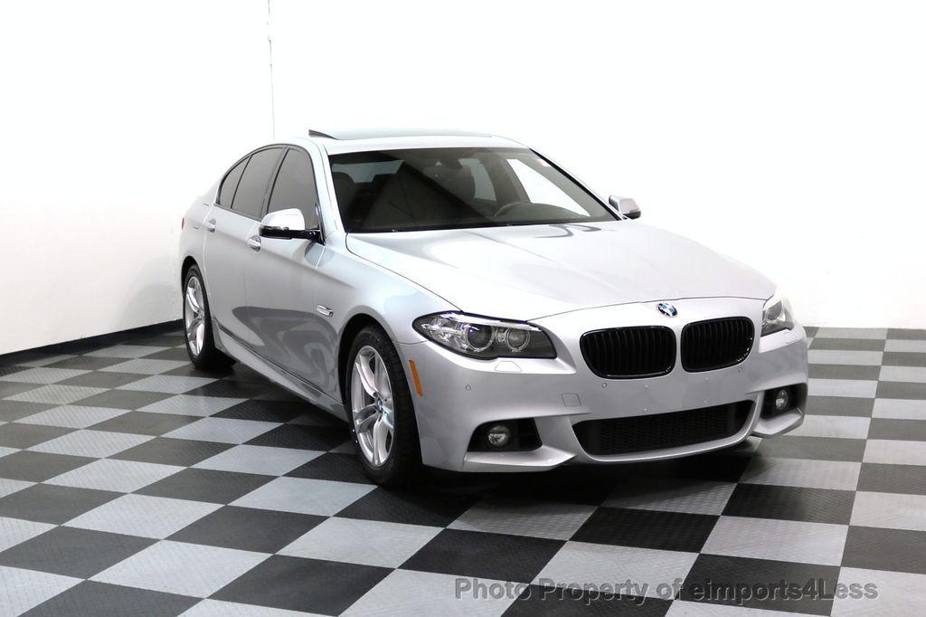 2015 BMW 5 Series CERTIFIED 528i xDRIVE M Sport AWD CAMERA HK NAVI - 17581575 - 51