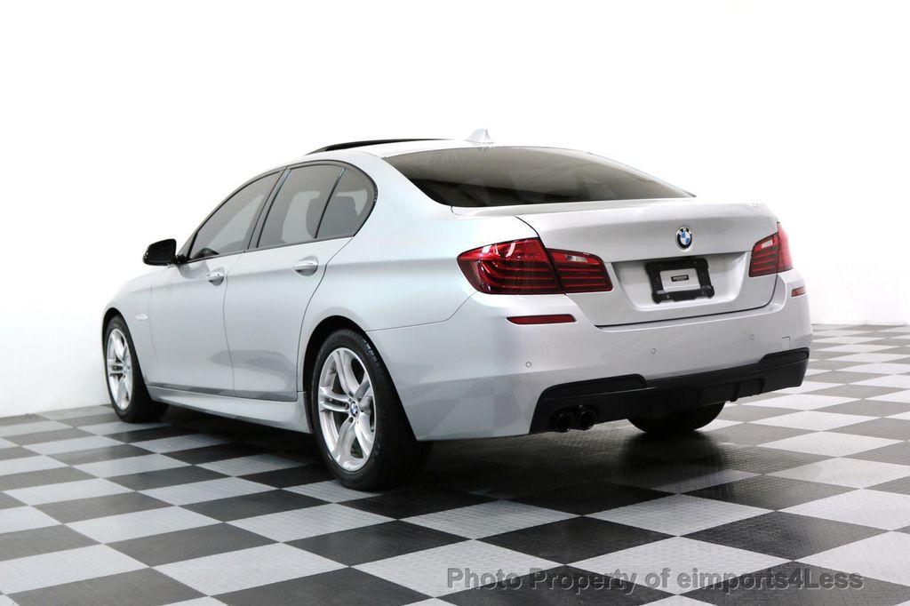 2015 BMW 5 Series CERTIFIED 528i xDRIVE M Sport AWD CAMERA HK NAVI - 17581575 - 52