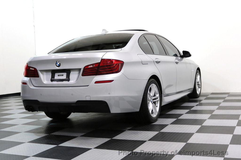 2015 BMW 5 Series CERTIFIED 528i xDRIVE M Sport AWD CAMERA HK NAVI - 17581575 - 57