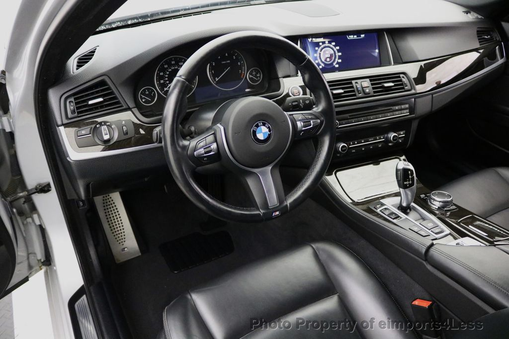 2015 BMW 5 Series CERTIFIED 528i xDRIVE M Sport AWD CAMERA HK NAVI - 17581575 - 7