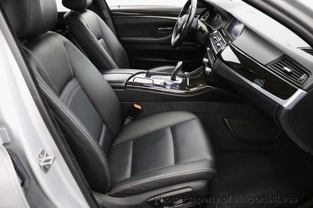 2015 BMW 5 Series CERTIFIED 528i xDRIVE M Sport AWD CAMERA HK NAVI - 17581575 - 8