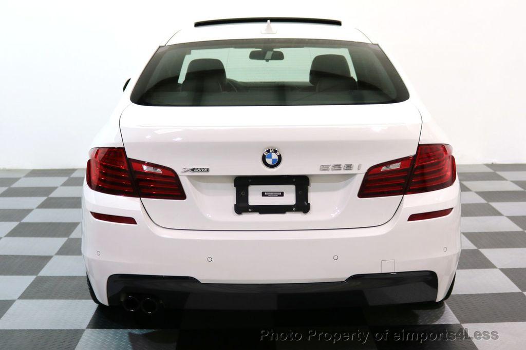 2015 BMW 5 Series CERTIFIED 528i xDRIVE M Sport AWD CAMERA NAVI - 17614155 - 17
