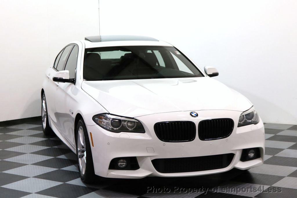 2015 BMW 5 Series CERTIFIED 528i xDRIVE M Sport AWD CAMERA NAVI - 17614155 - 29
