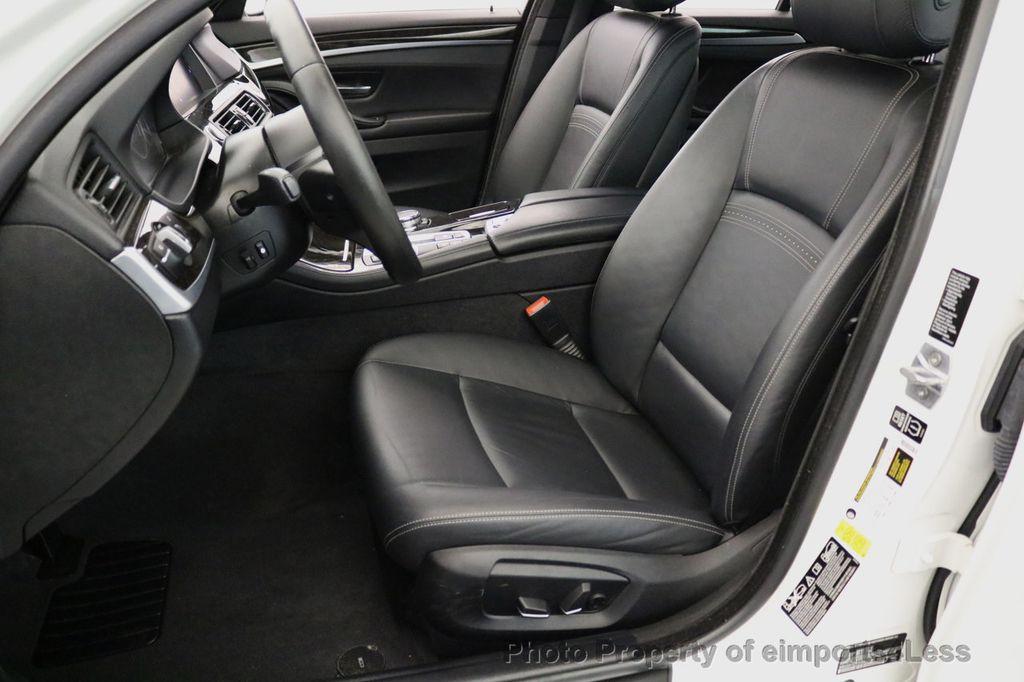 2015 BMW 5 Series CERTIFIED 528i xDRIVE M Sport AWD CAMERA NAVI - 17614155 - 44