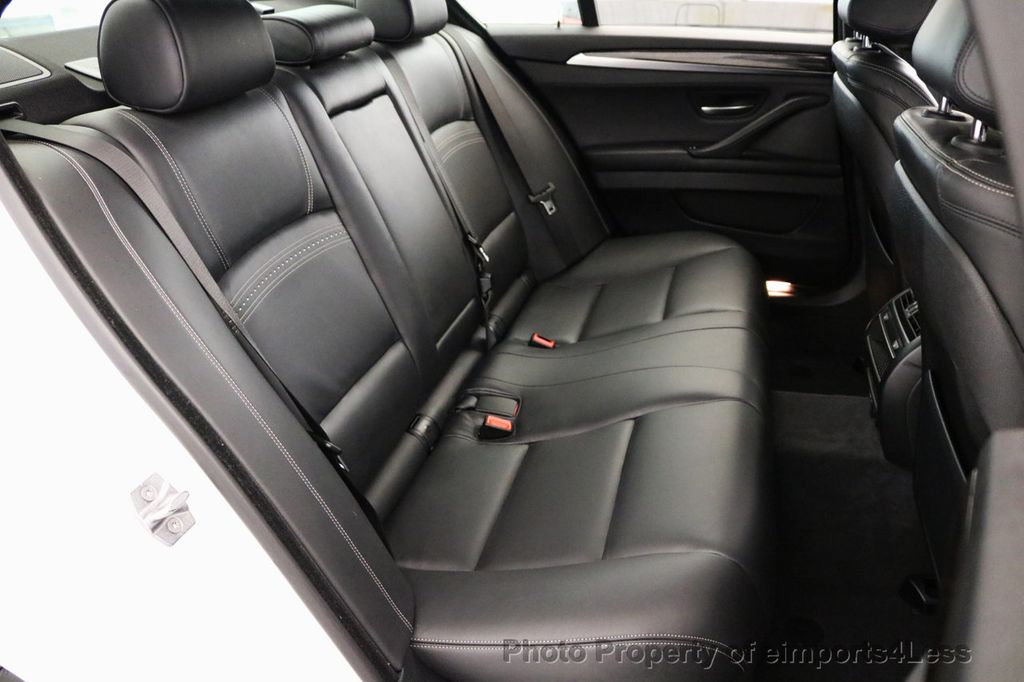 2015 BMW 5 Series CERTIFIED 528i xDRIVE M Sport AWD CAMERA NAVI - 17614155 - 47