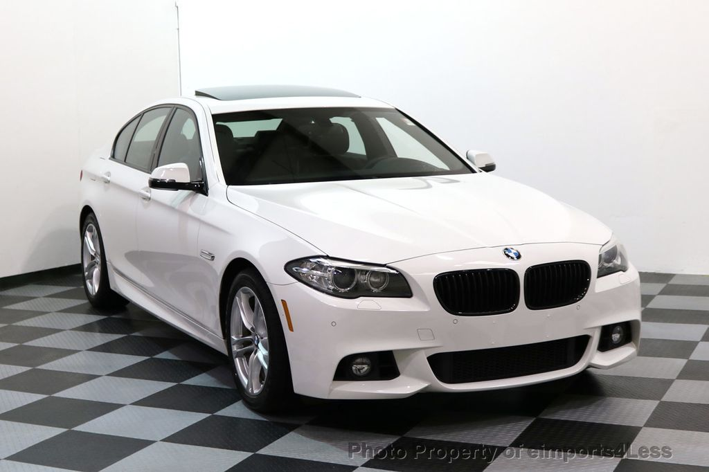 2015 BMW 5 Series CERTIFIED 528i xDRIVE M Sport AWD CAMERA NAVI - 17614155 - 49
