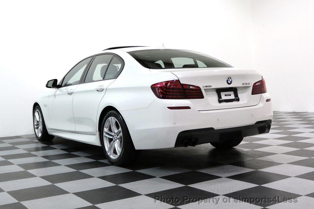 2015 BMW 5 Series CERTIFIED 528i xDRIVE M Sport AWD CAMERA NAVI - 17614155 - 50