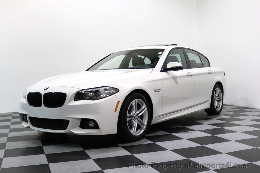2015 BMW 5 Series CERTIFIED 528i xDRIVE M Sport AWD CAMERA NAVI - 17614155 - 52