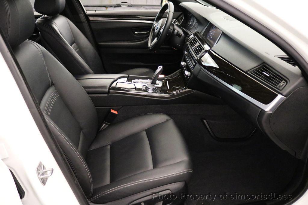 2015 BMW 5 Series CERTIFIED 528i xDRIVE M Sport AWD CAMERA NAVI - 17614155 - 8