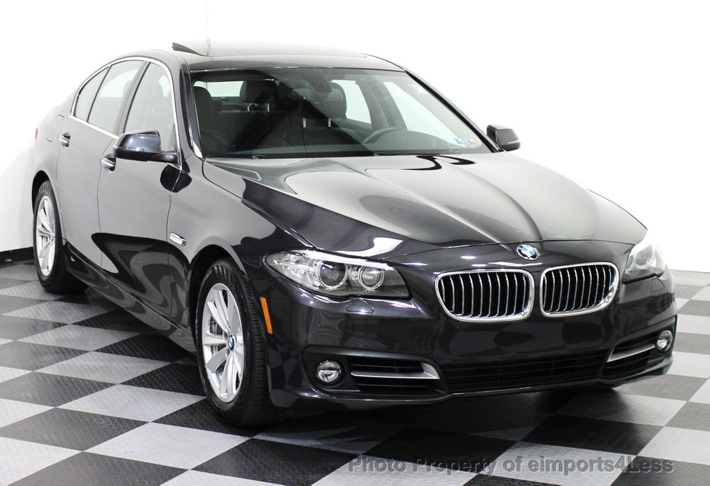 2015 used bmw 5 series certified 528xi xdrive awd sedan driver assist navigation at. Black Bedroom Furniture Sets. Home Design Ideas