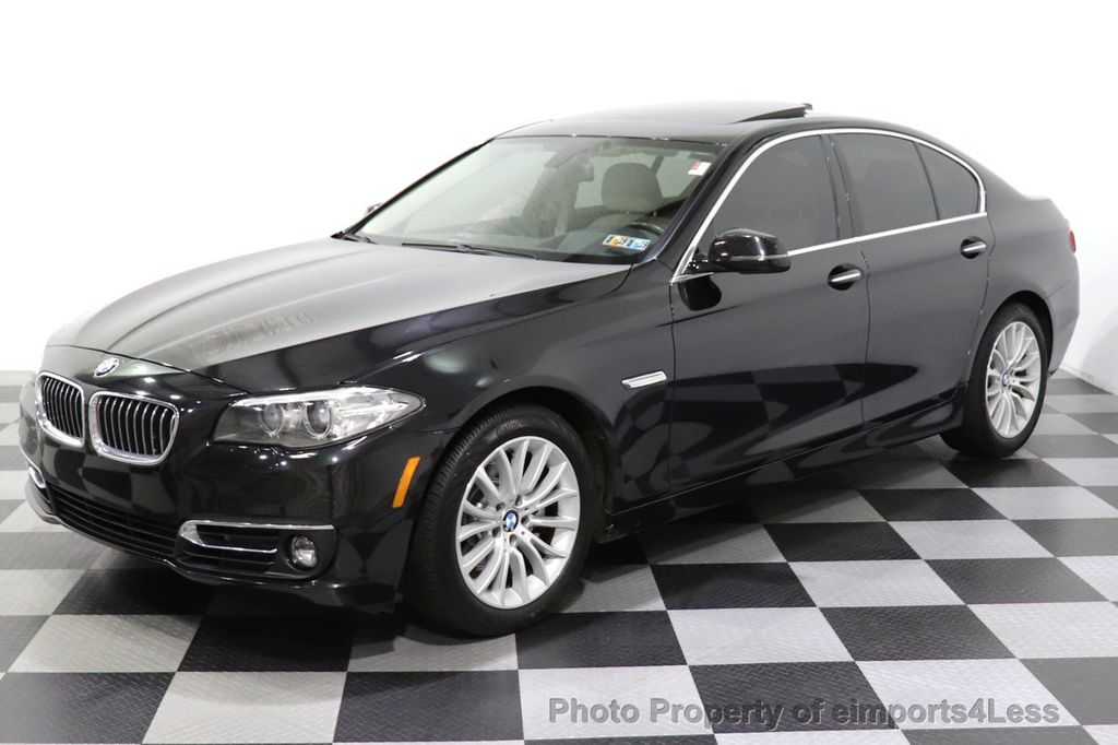 2015 BMW 5 Series CERTIFIED 528Xi xDRIVE Luxury Line AWD Driver Assist / NAVI - 14704755 - 13