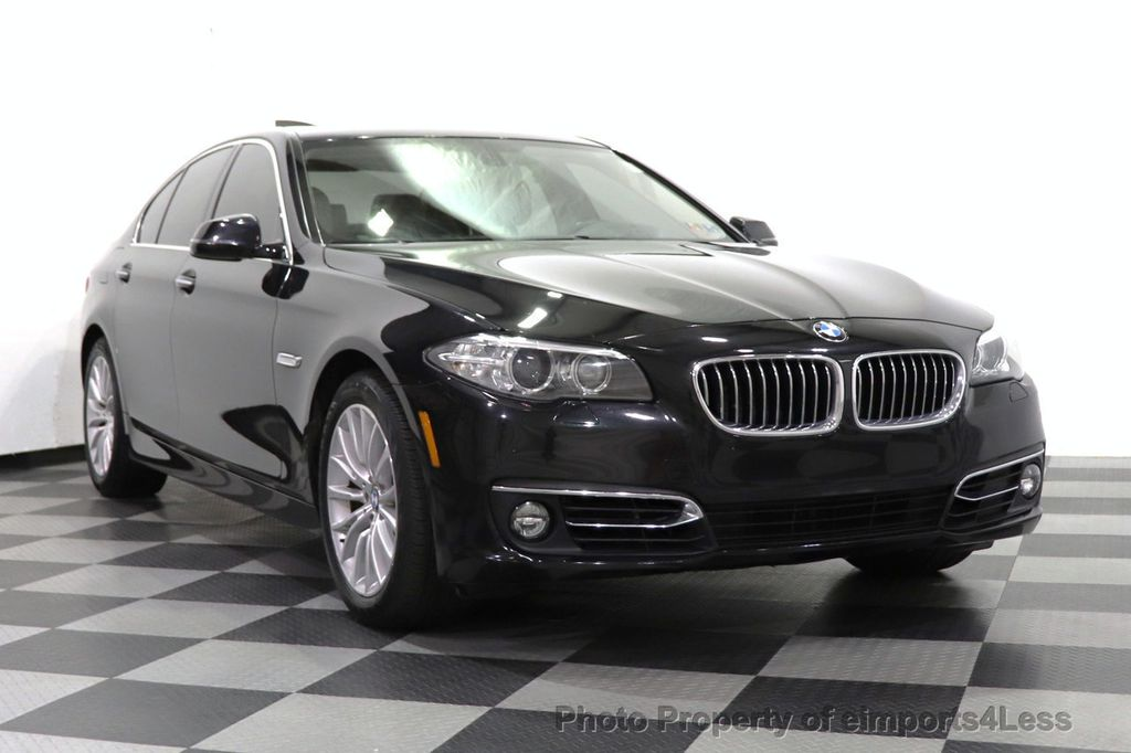 2015 BMW 5 Series CERTIFIED 528Xi xDRIVE Luxury Line AWD Driver Assist / NAVI - 14704755 - 14