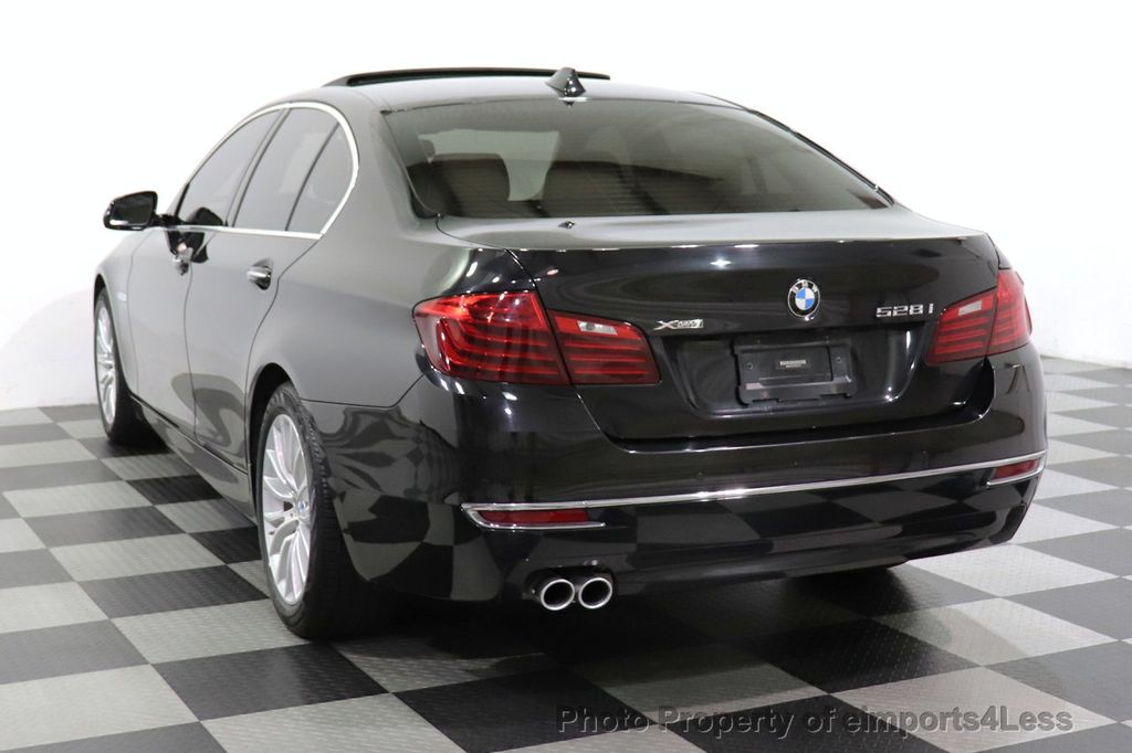 2015 BMW 5 Series CERTIFIED 528Xi xDRIVE Luxury Line AWD Driver Assist / NAVI - 14704755 - 15