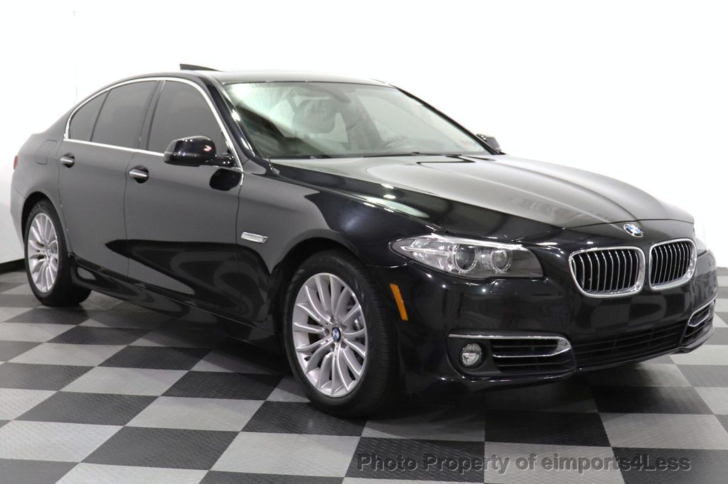 2015 BMW 5 Series CERTIFIED 528Xi xDRIVE Luxury Line AWD Driver Assist / NAVI - 14704755 - 1