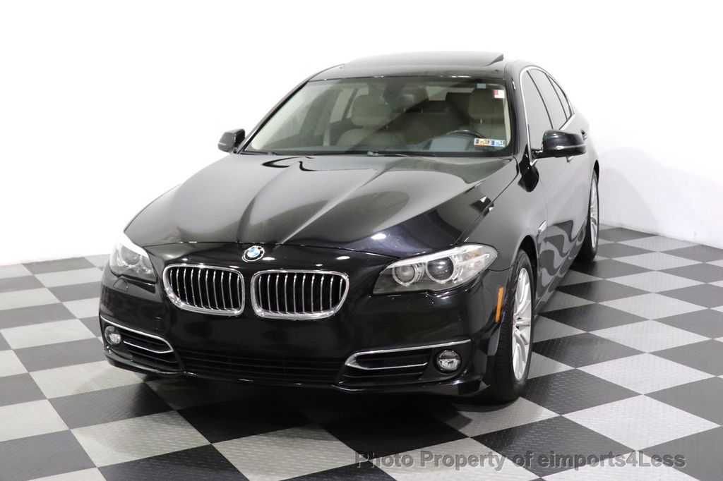 2015 BMW 5 Series CERTIFIED 528Xi xDRIVE Luxury Line AWD Driver Assist / NAVI - 14704755 - 26