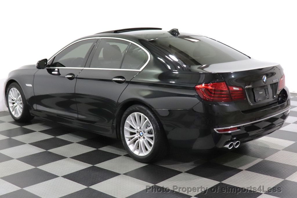 2015 BMW 5 Series CERTIFIED 528Xi xDRIVE Luxury Line AWD Driver Assist / NAVI - 14704755 - 28