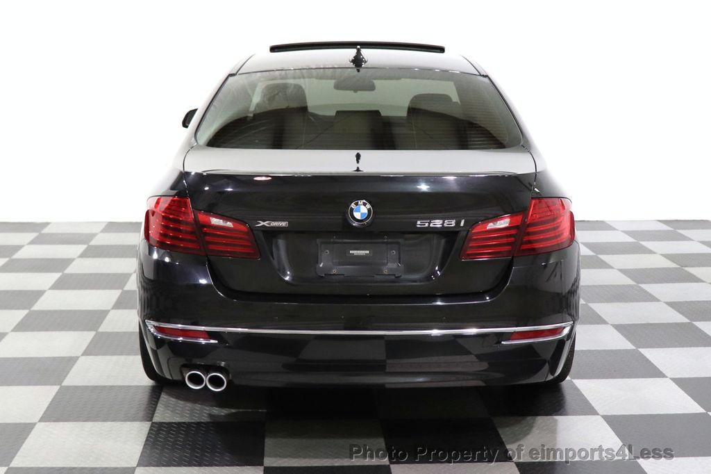 2015 BMW 5 Series CERTIFIED 528Xi xDRIVE Luxury Line AWD Driver Assist / NAVI - 14704755 - 29