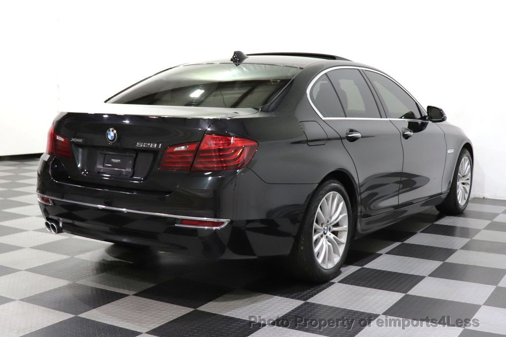 2015 BMW 5 Series CERTIFIED 528Xi xDRIVE Luxury Line AWD Driver Assist / NAVI - 14704755 - 30