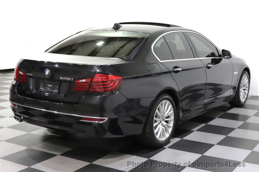 2015 BMW 5 Series CERTIFIED 528Xi xDRIVE Luxury Line AWD Driver Assist / NAVI - 14704755 - 3