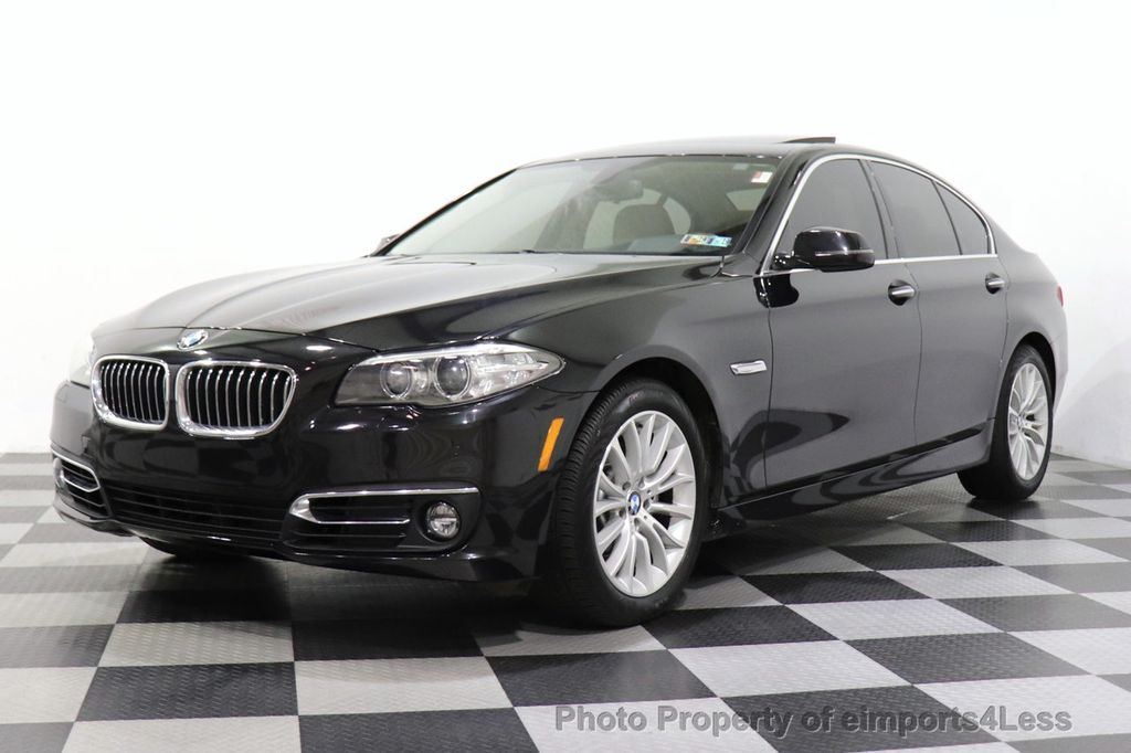 2015 BMW 5 Series CERTIFIED 528Xi xDRIVE Luxury Line AWD Driver Assist / NAVI - 14704755 - 41