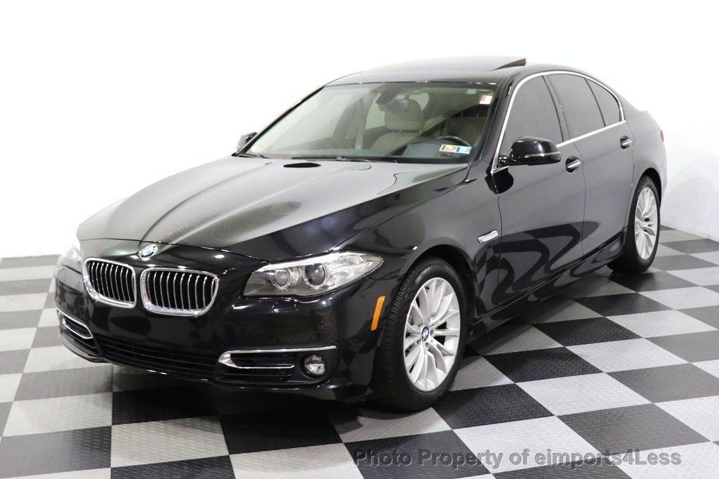 2015 BMW 5 Series CERTIFIED 528Xi xDRIVE Luxury Line AWD Driver Assist / NAVI - 14704755 - 42
