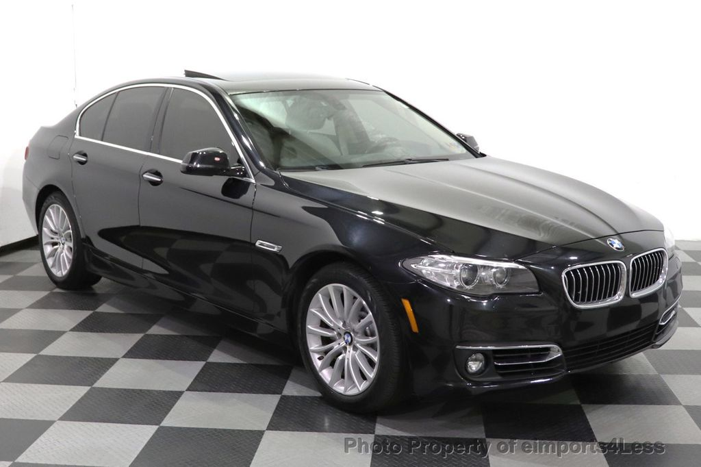 2015 BMW 5 Series CERTIFIED 528Xi xDRIVE Luxury Line AWD Driver Assist / NAVI - 14704755 - 43
