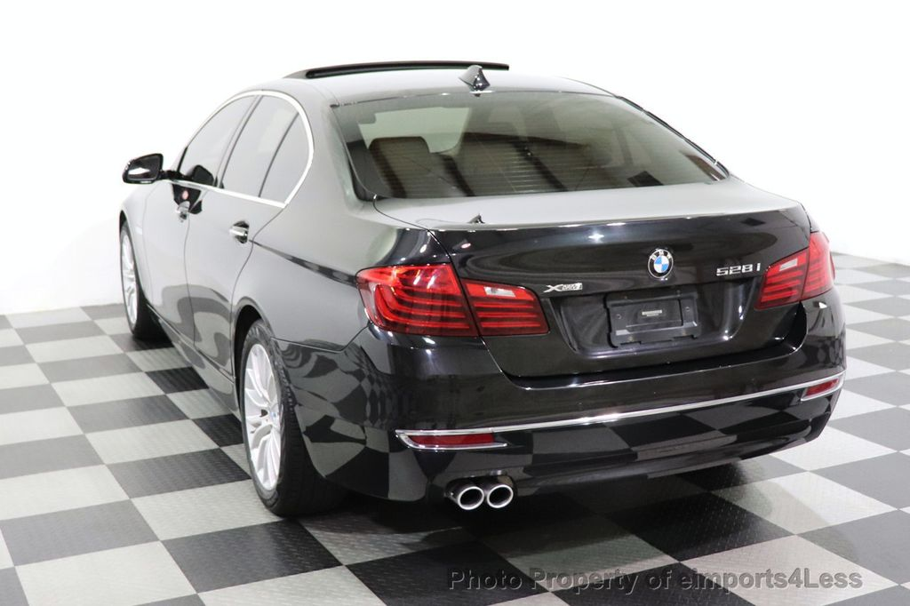 2015 BMW 5 Series CERTIFIED 528Xi xDRIVE Luxury Line AWD Driver Assist / NAVI - 14704755 - 44