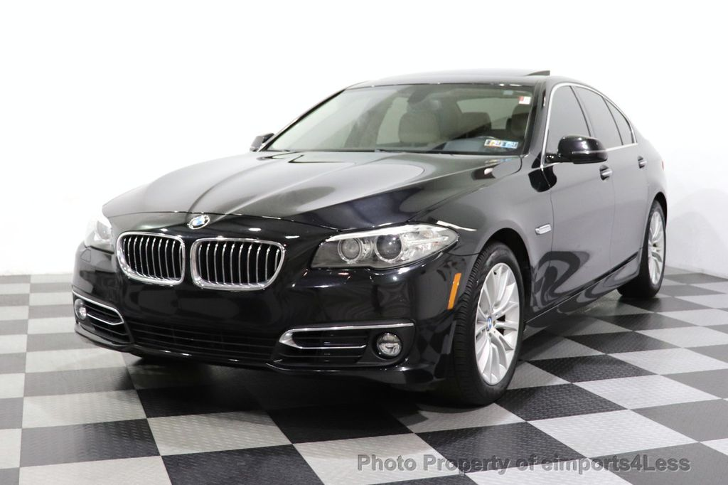 2015 BMW 5 Series CERTIFIED 528Xi xDRIVE Luxury Line AWD Driver Assist / NAVI - 14704755 - 50