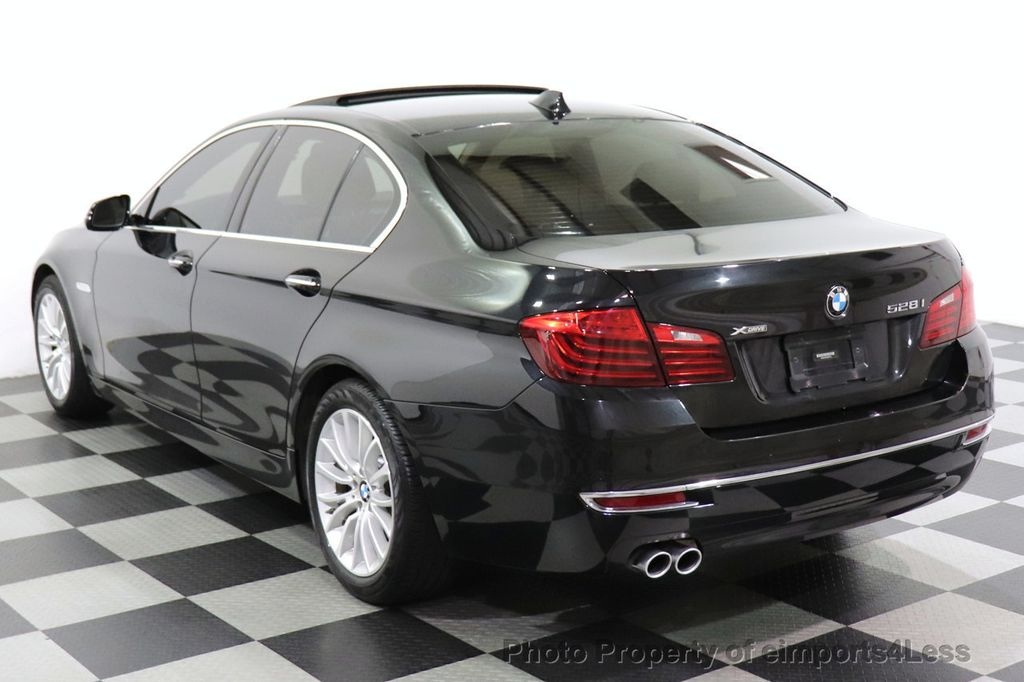 2015 BMW 5 Series CERTIFIED 528Xi xDRIVE Luxury Line AWD Driver Assist / NAVI - 14704755 - 51