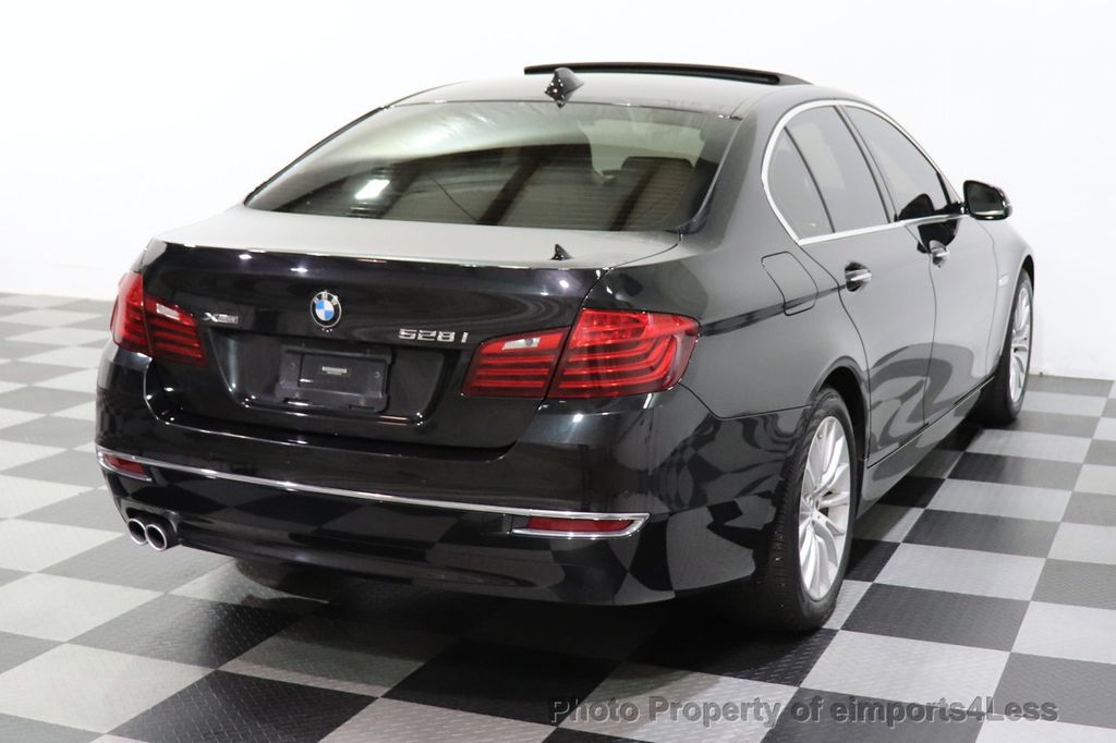 2015 BMW 5 Series CERTIFIED 528Xi xDRIVE Luxury Line AWD Driver Assist / NAVI - 14704755 - 52