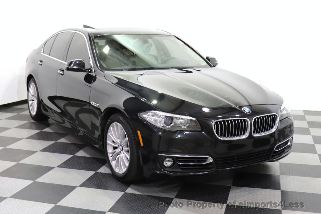 2015 BMW 5 Series CERTIFIED 528Xi xDRIVE Luxury Line AWD Driver Assist / NAVI - 14704755 - 53