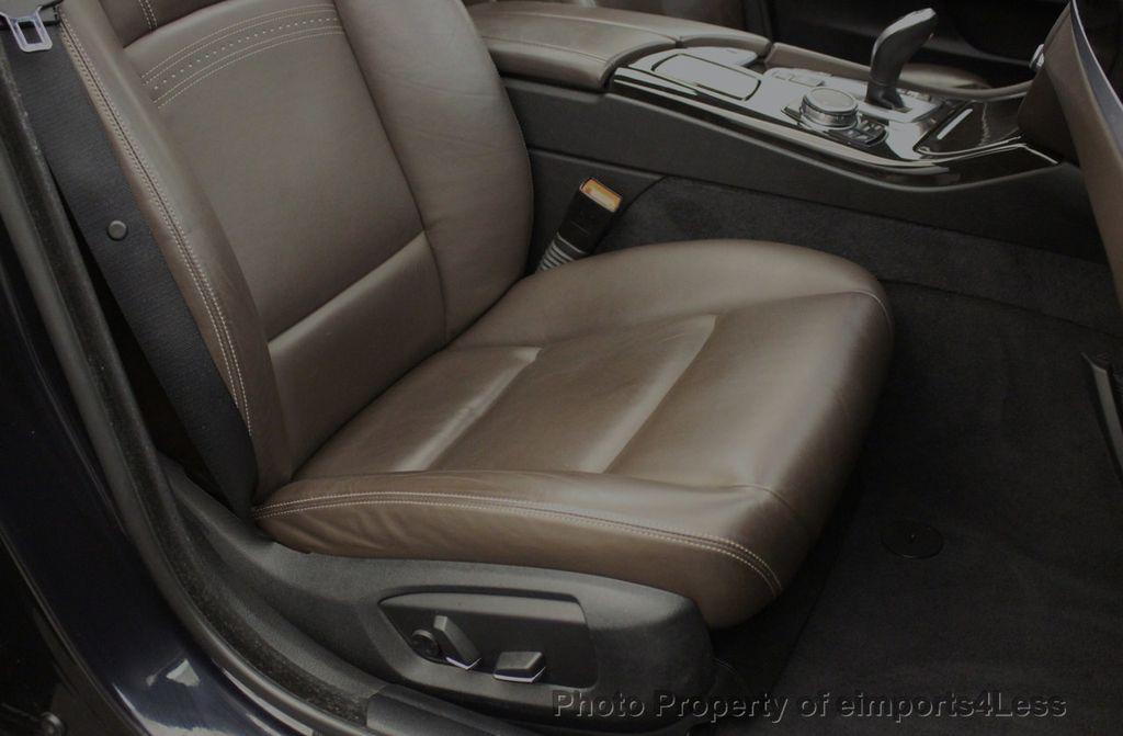 2015 BMW 5 Series CERTIFIED 535i xDrive AWD PREMIUM M SPORT HUD NAV CAM - 18346385 - 21