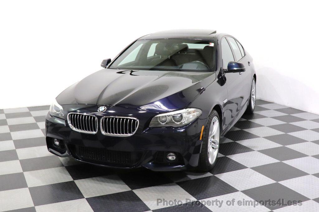 2015 BMW 5 Series CERTIFIED 535i xDrive AWD PREMIUM M SPORT HUD NAV CAM - 18346385 - 22