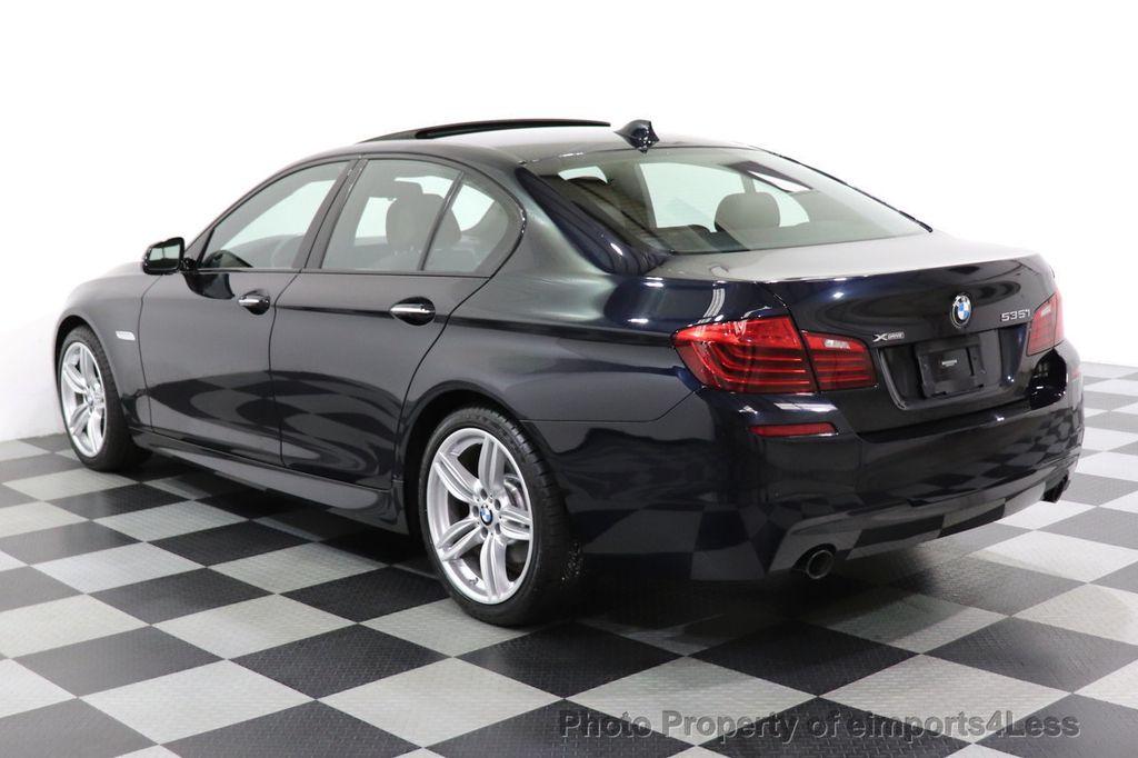 2015 BMW 5 Series CERTIFIED 535i xDrive AWD PREMIUM M SPORT HUD NAV CAM - 18346385 - 24