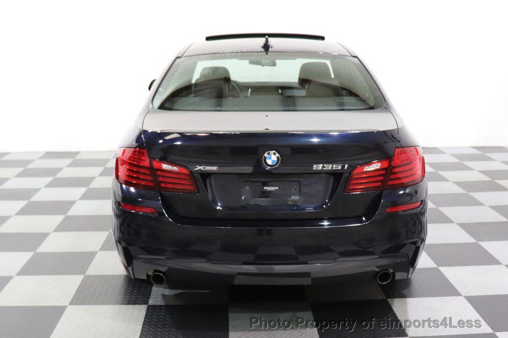 2015 BMW 5 Series CERTIFIED 535i xDrive AWD PREMIUM M SPORT HUD NAV CAM - 18346385 - 25