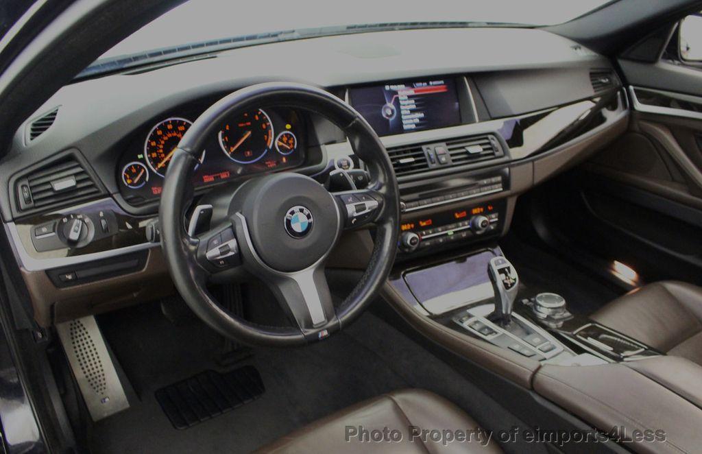 2015 BMW 5 Series CERTIFIED 535i xDrive AWD PREMIUM M SPORT HUD NAV CAM - 18346385 - 27
