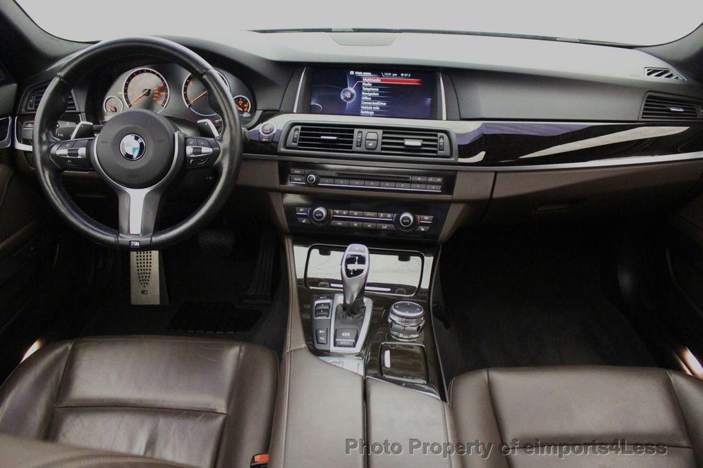 2015 BMW 5 Series CERTIFIED 535i xDrive AWD PREMIUM M SPORT HUD NAV CAM - 18346385 - 28