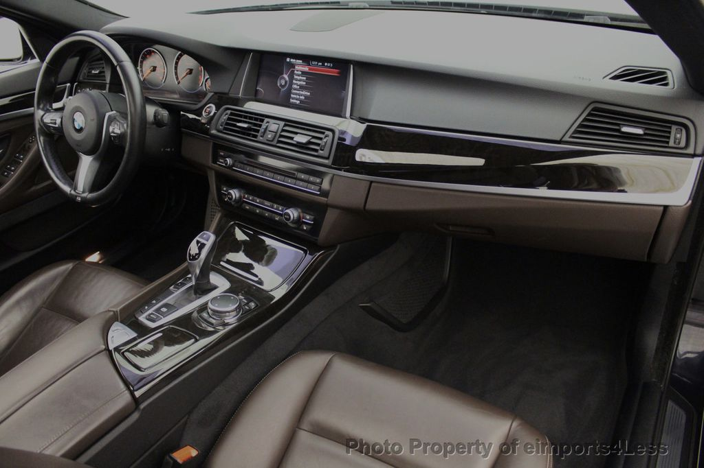 2015 BMW 5 Series CERTIFIED 535i xDrive AWD PREMIUM M SPORT HUD NAV CAM - 18346385 - 29