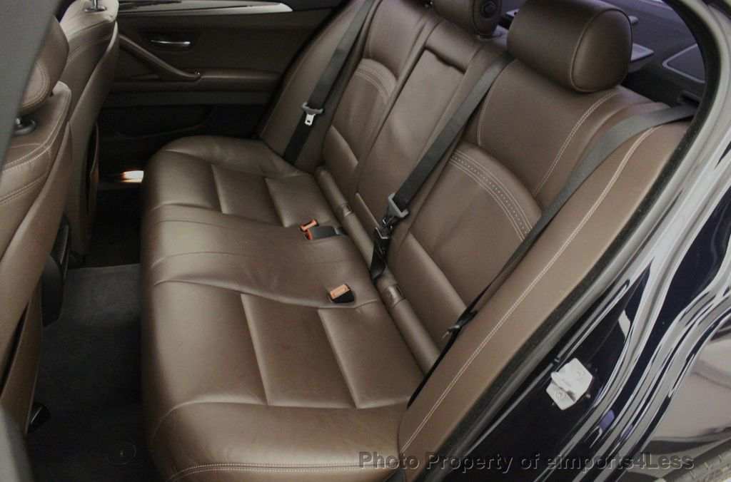 2015 BMW 5 Series CERTIFIED 535i xDrive AWD PREMIUM M SPORT HUD NAV CAM - 18346385 - 30