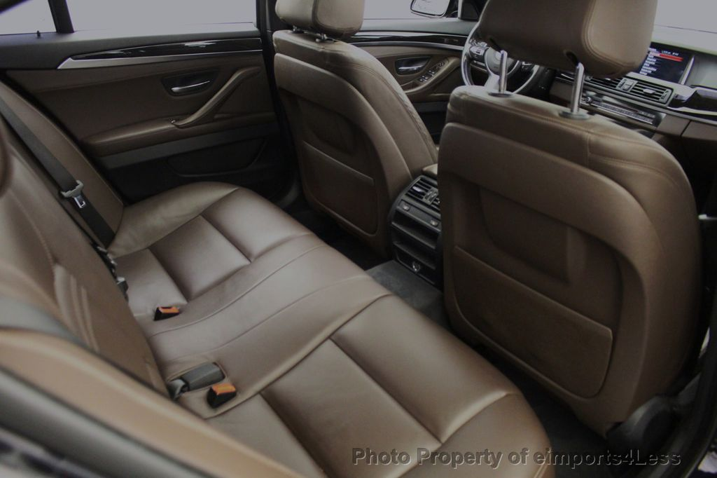 2015 BMW 5 Series CERTIFIED 535i xDrive AWD PREMIUM M SPORT HUD NAV CAM - 18346385 - 31