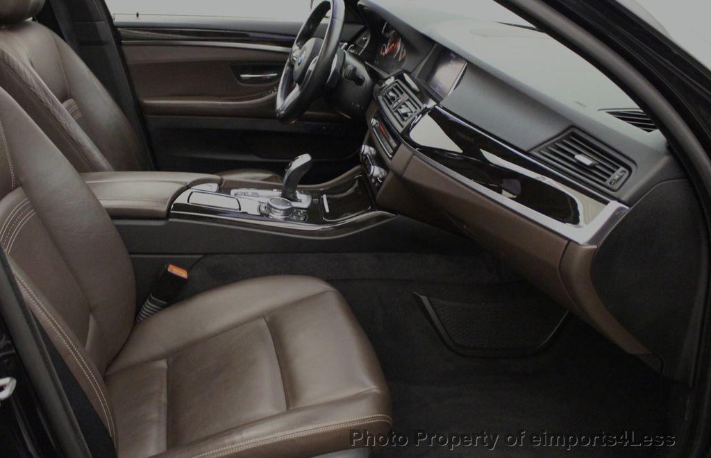 2015 BMW 5 Series CERTIFIED 535i xDrive AWD PREMIUM M SPORT HUD NAV CAM - 18346385 - 33